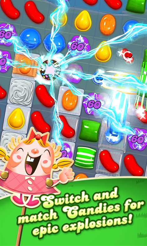 screenshot candy crush king offices