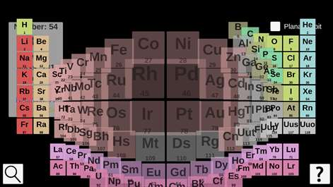 Buy periodic table 3d microsoft store screenshot funky 3d transitions urtaz Image collections