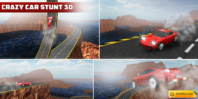 Get Crazy Car Stunts 3d Extreme Racing Car Drifts Microsoft Store