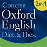 Concise Oxford English Dictionary & Thesaurus