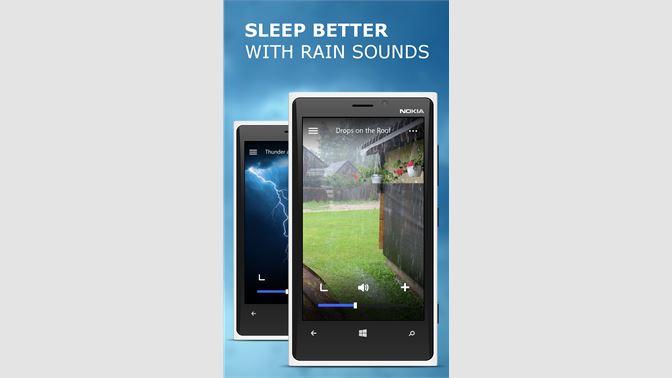 Get Relaxiness - Rain Sounds - Microsoft Store