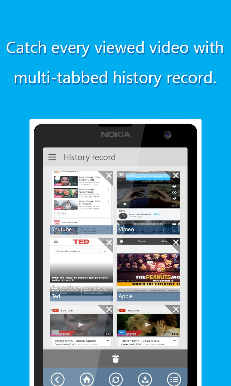 DownTube - Download HD videos free