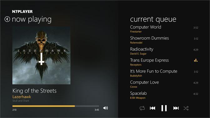 Buy n7player Music Player - Microsoft Store