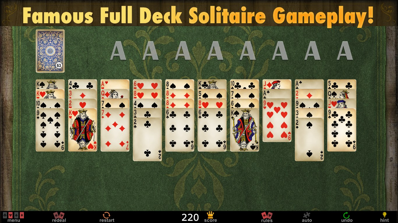 Is every game of solitaire winnable? - Quora