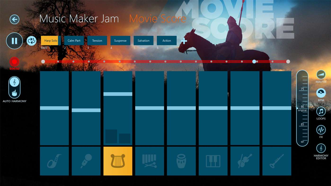Music Maker Jam screenshot