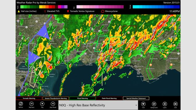 Buy Weather Radar Pro - Microsoft Store en-CA