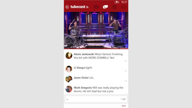 Get Tubecast for YouTube - Microsoft Store