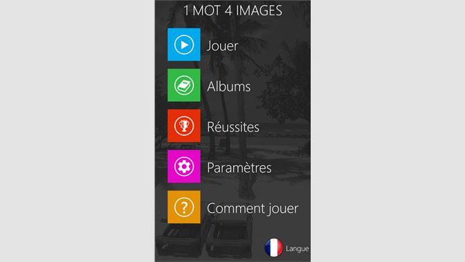 Recevoir 1 Mot 4 Images Microsoft Store Fr Fr