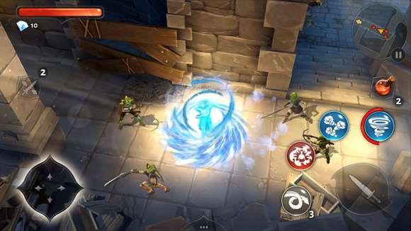 Dungeon Hunter 5 - Dicas e truques