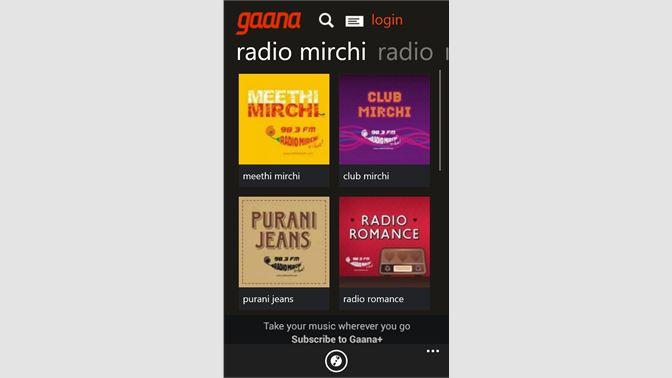 Get Gaana - Microsoft Store
