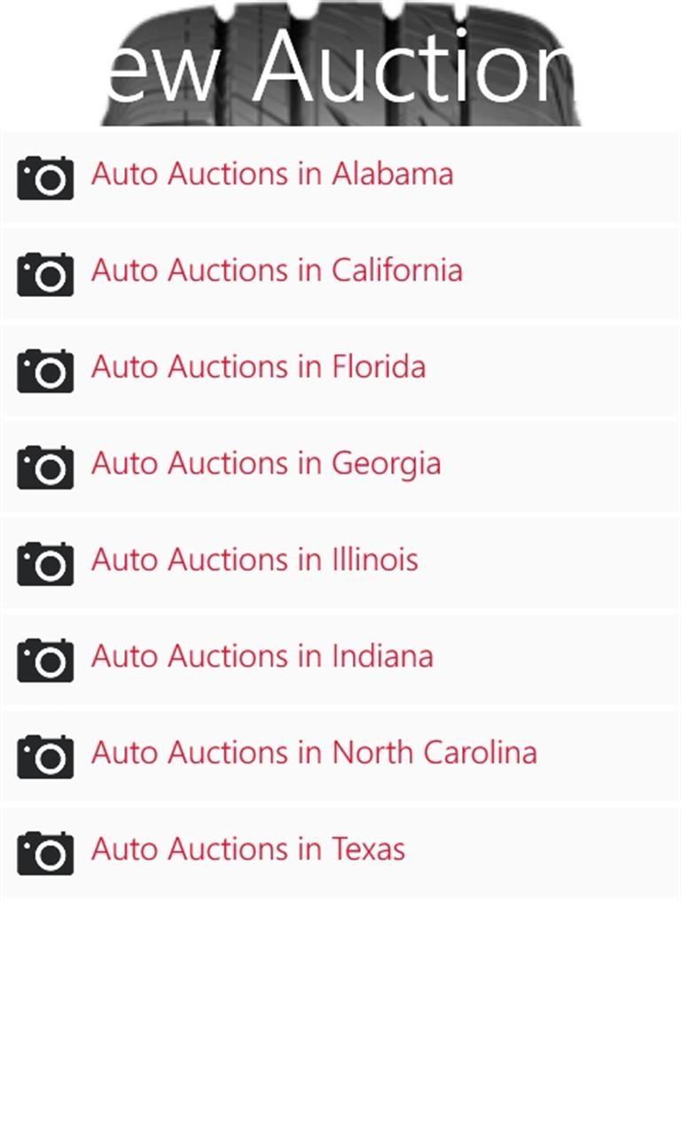 microsoft auctions