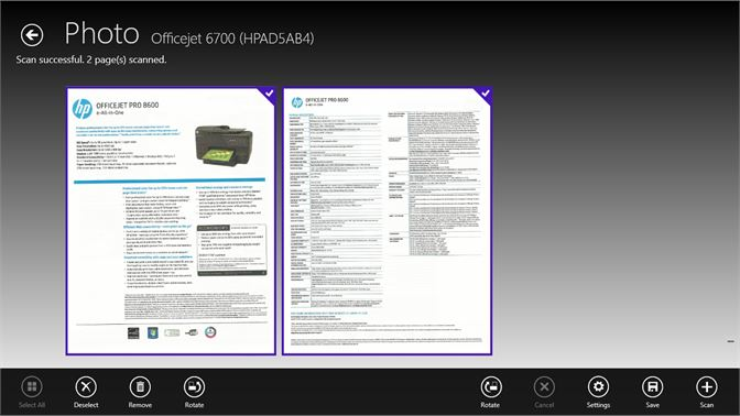 Get hp scan and capture microsoft store screenshot screen3 reheart Image collections