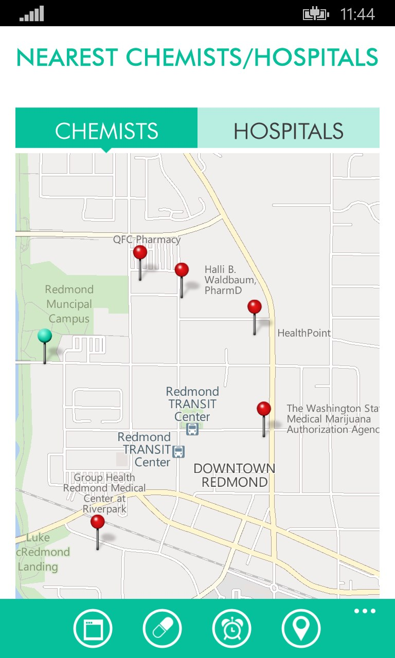 RxRemind simplistic medicine reminder and tracker