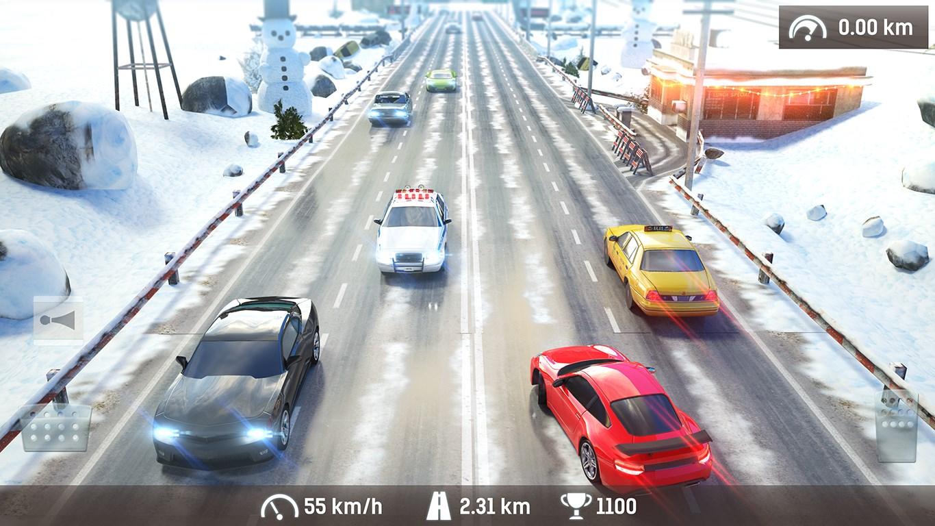 Traffic: Road Racing - Asphalt Street Cars Racer 2
