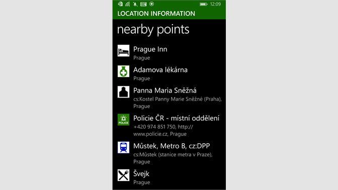 Get MapFactor GPS Navigation - Microsoft Store en-IN