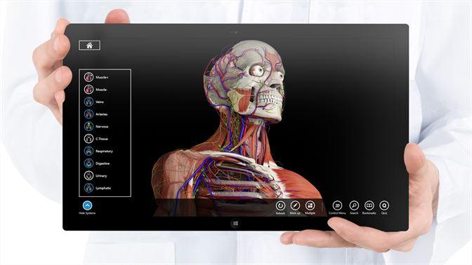 Recevoir Essential Anatomy 3 For Organizations Microsoft Store Fr Fr