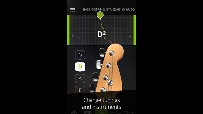 Get Guitar Tuna - The Ultimate free Tuner + Metronome ...