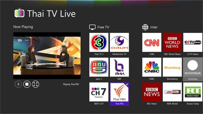 Get Thai TV Live - Microsoft Store en-CA