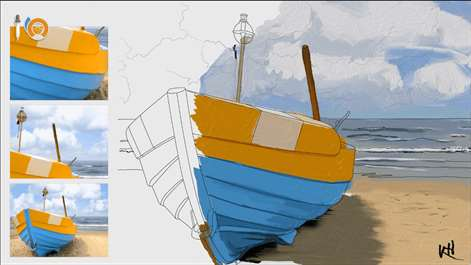 Screenshot Its Easy To Get Started With Coloring Pages And Painting Templates