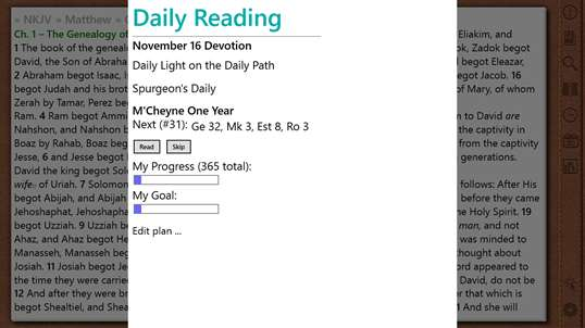 AcroBible, NKJV Bible for Windows 10 PC Free Download - Best
