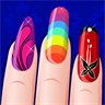 Nail Makeup For Girls
