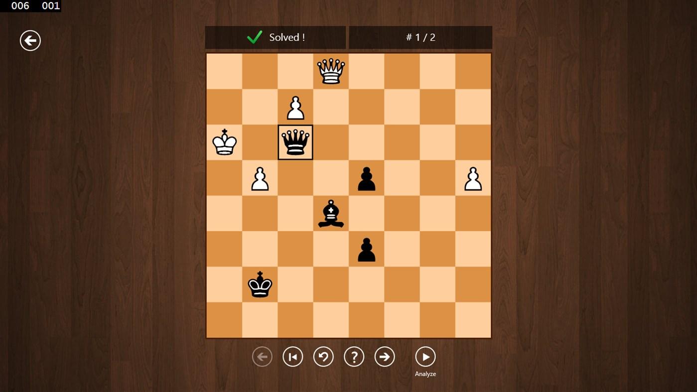 Chess Tactics Pro - Puzzles - (Windows Games) — AppAgg