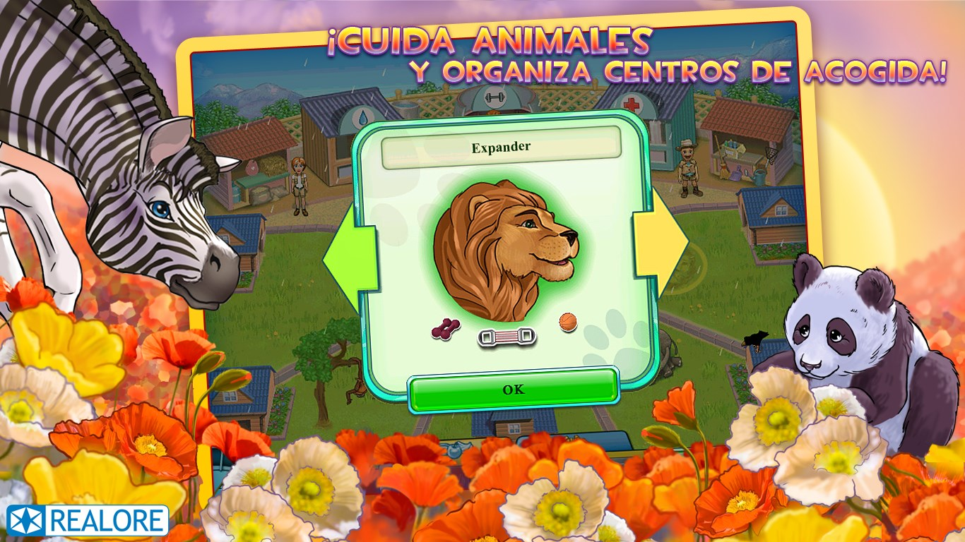 Screenshot 2 de Jane's Zoo para windows