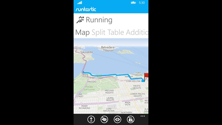 Runtastic Pro updated with new Mirror's Edge Story Run 4