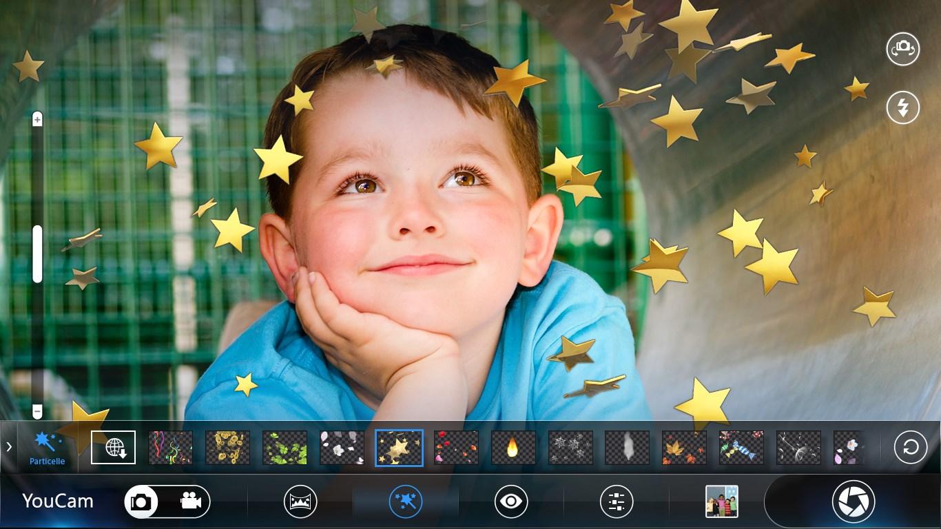 американский чизкейк, приложение с эффектом монитора для фото одному