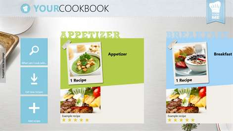 CookMe Pro - Your Cookbook Screenshots 1