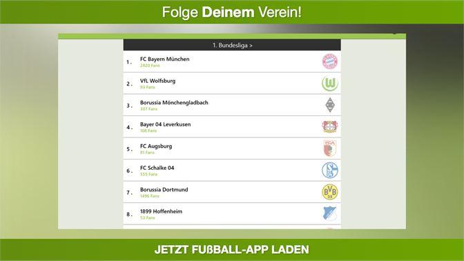 Fussball App Fussballfunk Beziehen Microsoft Store De De