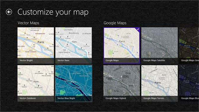 Buy Maps Pro Microsoft Store EnCA - Microsoft satellite maps