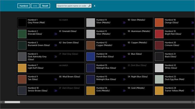 Get Humbrol Paint Converter Microsoft Store En Au