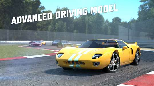 Need for Racing: New Speed Car on Real Asphalt Tracks screenshot 7