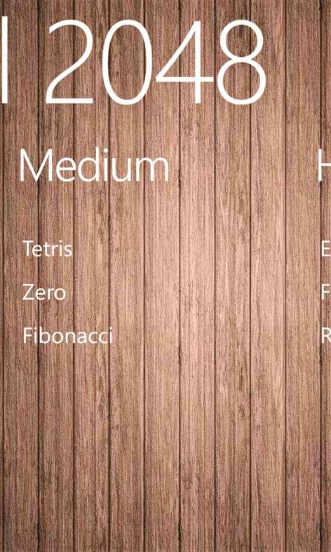 screenshot - Tetris Planken