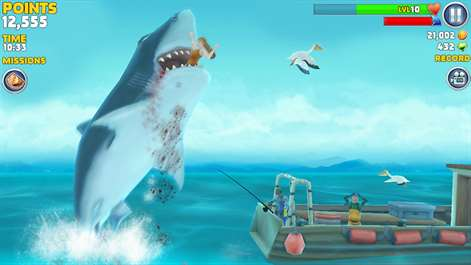get hungry shark evolution store screenshot 2