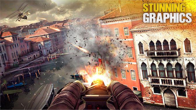 Get Modern Combat 5: eSports FPS - Microsoft Store