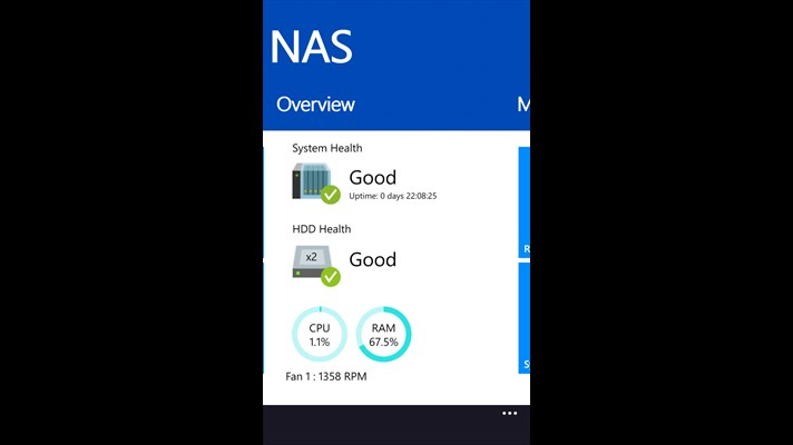 QNAP NAS QManager app comes to Windows Phone - MSPoweruser