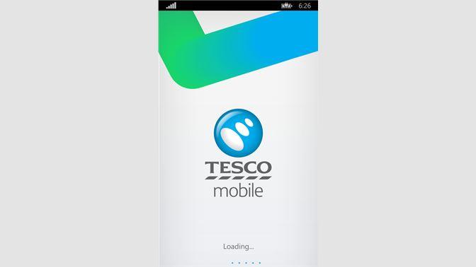 Get Tesco Mobile - Microsoft Store en-GB