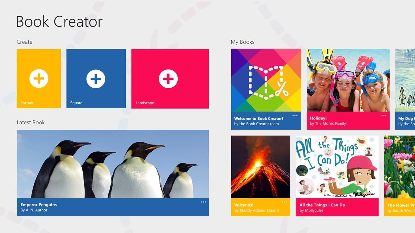 Buy Book Creator - Microsoft Store