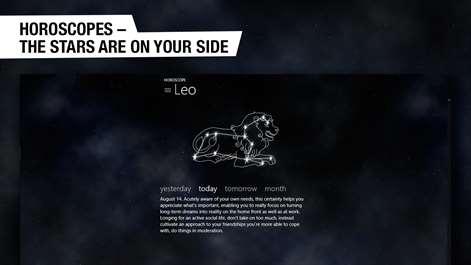Horoscopes – Daily Zodiac Horoscope for Every Star Sign Screenshots 1