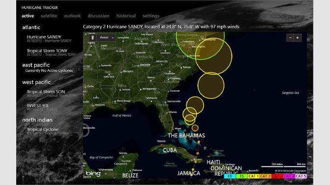 Buy Hurricane Tracker - Microsoft Store