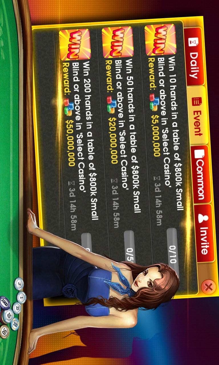 poker tekstlarini yuklab oling